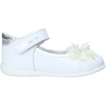 Obuća Djevojčica Balerinke i Mary Jane cipele Melania ME0122A0S.B Bijela