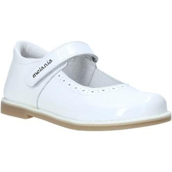 Obuća Djevojčica Balerinke i Mary Jane cipele Melania ME2139D0S.E Bijela