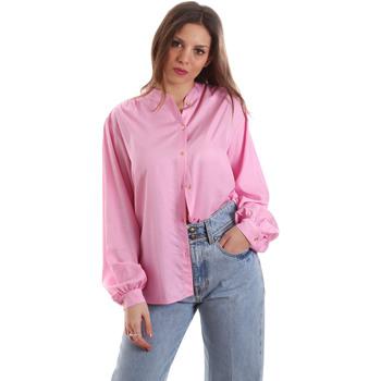 Odjeća Žene  Košulje i bluze Versace B0HVB62307619445 Ružičasta