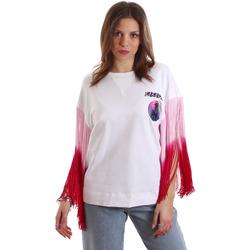 Odjeća Žene  Majice kratkih rukava Versace B2HVB71511701003 Bijela