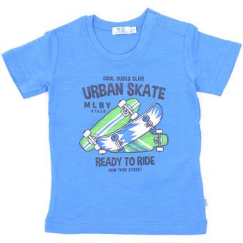 Odjeća Djeca Majice kratkih rukava Melby 20E7370 Plava