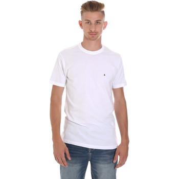 Odjeća Muškarci  Majice kratkih rukava Les Copains 9U9011 Bijela