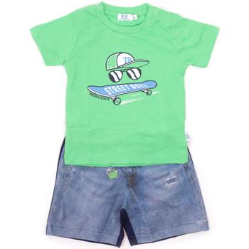 Odjeća Djeca Dječji kompleti Melby 20L7270 Zelena