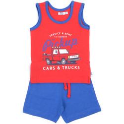 Odjeća Dječak  Dječji kompleti Melby 90L9120 Crvena
