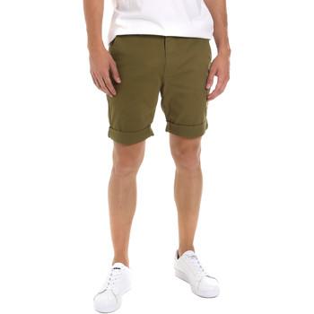 Odjeća Muškarci  Bermude i kratke hlače Tommy Jeans DM0DM05444 Zelena