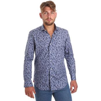 Odjeća Muškarci  Košulje dugih rukava Betwoin D066 6635535 Plava