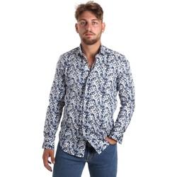 Odjeća Muškarci  Košulje dugih rukava Betwoin SELZ 6635535 Plava