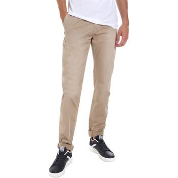Odjeća Muškarci  Chino hlačei hlače mrkva kroja Gaudi 011BU25004WC Bež
