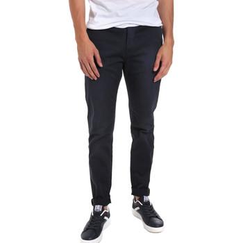 Odjeća Muškarci  Chino hlačei hlače mrkva kroja Gaudi 011BU25004WC Plava