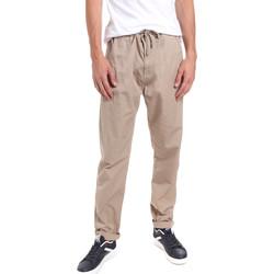 Odjeća Muškarci  Chino hlačei hlače mrkva kroja Gaudi 011BU25015 Bež