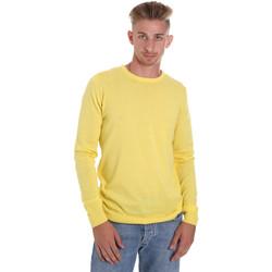 Odjeća Muškarci  Puloveri Sseinse ME1504SS Žuta boja