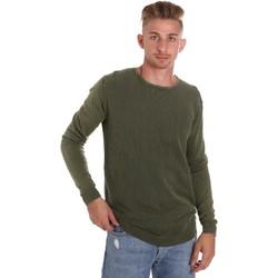 Odjeća Muškarci  Puloveri Sseinse ME1510SS Zelena