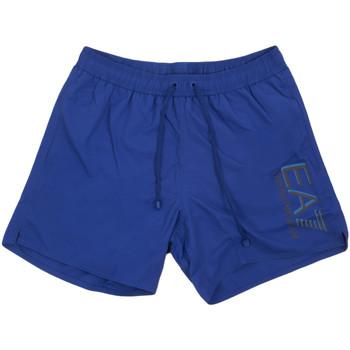 Odjeća Muškarci  Kupaći kostimi / Kupaće gaće Emporio Armani EA7 902000 0P738 Plava