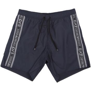 Odjeća Muškarci  Kupaći kostimi / Kupaće gaće Emporio Armani EA7 902000 0P734 Plava