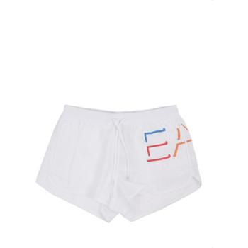 Odjeća Muškarci  Kupaći kostimi / Kupaće gaće Emporio Armani EA7 902024 0P739 Bijela