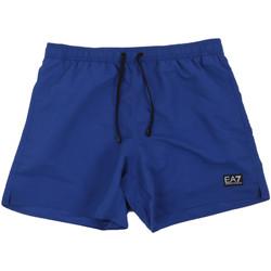 Odjeća Muškarci  Kupaći kostimi / Kupaće gaće Emporio Armani EA7 902000 0P730 Plava