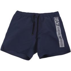 Odjeća Muškarci  Kupaći kostimi / Kupaće gaće Emporio Armani EA7 902000 0P732 Plava