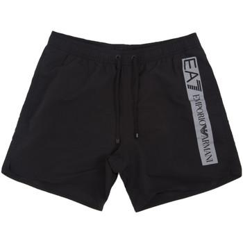 Odjeća Muškarci  Kupaći kostimi / Kupaće gaće Emporio Armani EA7 902000 0P732 Crno