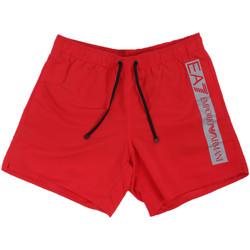 Odjeća Muškarci  Kupaći kostimi / Kupaće gaće Emporio Armani EA7 902000 0P732 Crvena