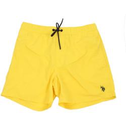 Odjeća Muškarci  Kupaći kostimi / Kupaće gaće U.S Polo Assn. 56488 52458 Žuta boja