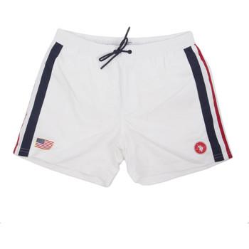 Odjeća Muškarci  Kupaći kostimi / Kupaće gaće U.S Polo Assn. 58450 52458 Bijela