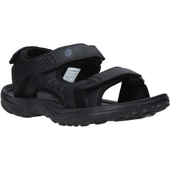 Obuća Muškarci  Sportske sandale Lotto L52291 Crno