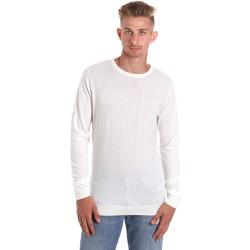 Odjeća Muškarci  Majice dugih rukava Sseinse ME1504SS Bijela