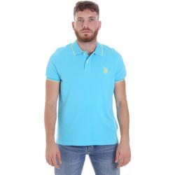 Odjeća Muškarci  Polo majice kratkih rukava U.S Polo Assn. 58561 41029 Plava