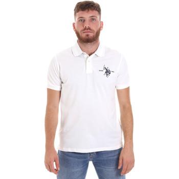 Odjeća Muškarci  Polo majice kratkih rukava U.S Polo Assn. 55959 41029 Bijela