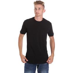 Odjeća Muškarci  Majice kratkih rukava Les Copains 9U9010 Crno