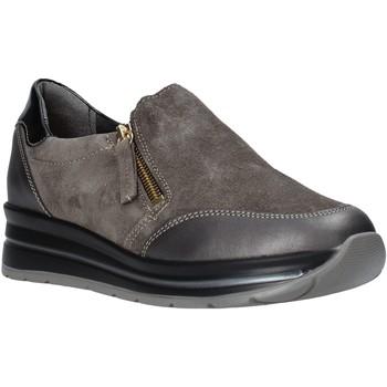 Obuća Žene  Slip-on cipele Grunland SC4979 Smeđa