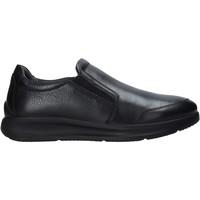 Obuća Muškarci  Slip-on cipele Grunland SC2957 Crno