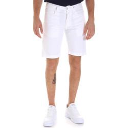Odjeća Muškarci  Bermude i kratke hlače Sseinse PB607SS Bijela