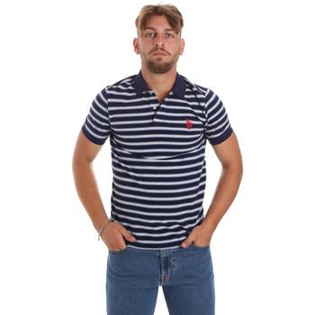 Odjeća Muškarci  Polo majice kratkih rukava U.S Polo Assn. 56336 52802 Plava