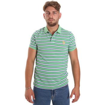 Odjeća Muškarci  Polo majice kratkih rukava U.S Polo Assn. 56336 52802 Zelena