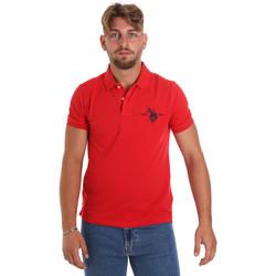 Odjeća Muškarci  Polo majice kratkih rukava U.S Polo Assn. 55959 41029 Crvena