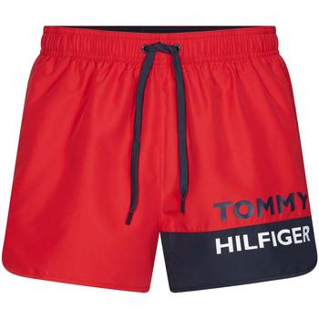 Odjeća Muškarci  Kupaći kostimi / Kupaće gaće Tommy Hilfiger UM0UM01683 Crvena
