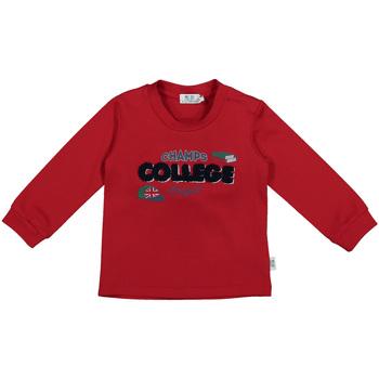 Odjeća Djeca Majice dugih rukava Melby 20C0280 Crvena