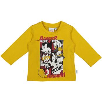 Odjeća Djeca Majice dugih rukava Melby 20C2040DN Žuta boja
