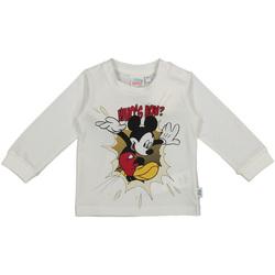 Odjeća Djeca Majice dugih rukava Melby 20C2101DN Bijela