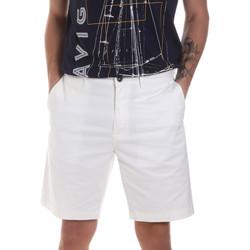 Odjeća Muškarci  Bermude i kratke hlače Navigare NV56031 Bijela