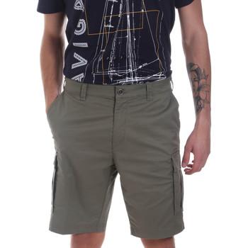 Odjeća Muškarci  Bermude i kratke hlače Navigare NV56033 Zelena