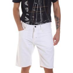 Odjeća Muškarci  Bermude i kratke hlače Antony Morato MMSH00152 FA900123 Bijela