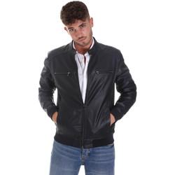 Odjeća Muškarci  Kožne i sintetičke jakne Sseinse GBE574SS Plava