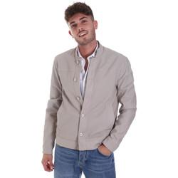 Odjeća Muškarci  Kratke jakne Gaudi 011BU38005 Siva