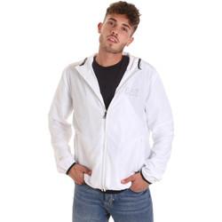 Odjeća Muškarci  Vjetrovke Ea7 Emporio Armani 8NPB04 PNN7Z Bijela