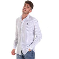 Odjeća Muškarci  Košulje dugih rukava U.S Polo Assn. 58829 52741 Plava