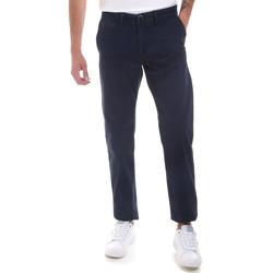 Odjeća Muškarci  Chino hlačei hlače mrkva kroja Gaudi 821BU25007 Plava
