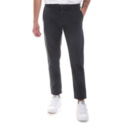 Odjeća Muškarci  Chino hlačei hlače mrkva kroja Gaudi 821BU25021 Siva