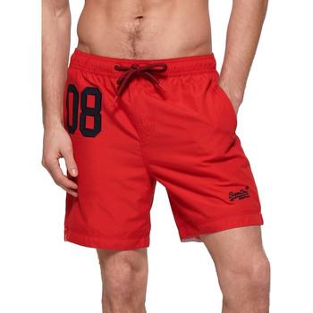Odjeća Muškarci  Kupaći kostimi / Kupaće gaće Superdry M3010008A Crvena